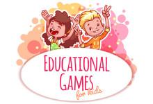 Развивающие игры для детей (англ. яз.)